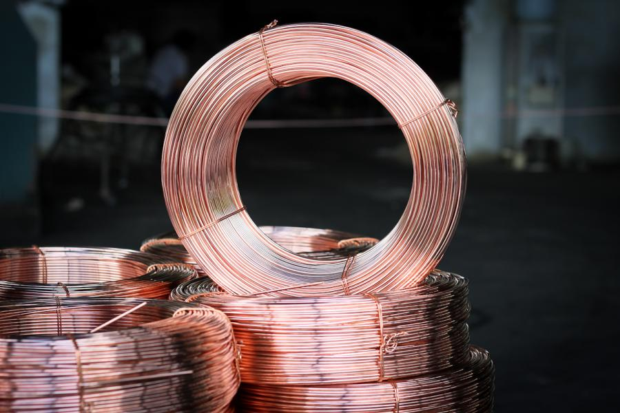 Annealed Copper Wire #16